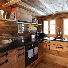 chalet cuisine awesome photo interieur chalet gallery amazing house design