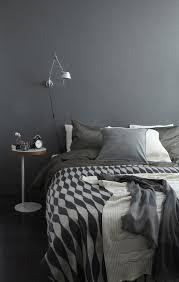 leuchtend grau shades of grey schlafzimmer in grautönen