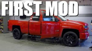 FIRST MOD On My 2017 Chevy Silverado Z71 Truck!!! - YouTube First Mod On My 2017 Chevy Silverado Z71 Truck Youtube 2019 Surprises At Legends 1955 First Series Chevygmc Pickup Brothers Classic Trucks History 1918 1959 Chevrolet 219930 Photo 19 Ucktrendcom Bad Check Out This Mudsplattered Visual Of 100 Years American In America Cj Pony Gmc Sierra 23500hd Drive Advance Design Wikipedia Pickup Carryall Suburban 1936 Camionetas Chevy Pinterest