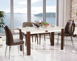 Italian Modern Dining Room Sets 5pcs Set Japanese Style Table And Chair Asian Floor