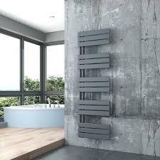 design badheizkörper handtuchwärmer d16g in anthrazit größe wählbar