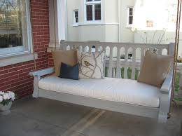 Nostalgic Designer Custom Porch Swings for Your Past Present and