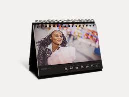 calendrier de bureau personnalisé calendrier photo et agenda personnalisé 2018 photobox