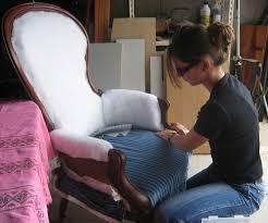 relooking fauteuil louis xv fauteuil louis xv en tonneau créations de julie