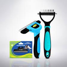 Horse Hair Shedding Tool by Dakpets Pro Groomer Bundle