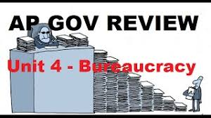 unit 4 institutions of government youtube
