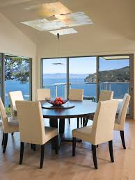 Modern Dining Room Sets For 10 by Modern Round Dining Table With Leaf Starrkingschool
