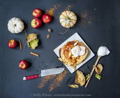 Easy Vegan Pumpkin Pancake Recipe by 6 Vegan And Seasonal Holiday Desserts Inhabitat Green Design