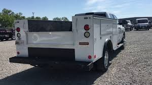 3500 4x4 Chevy Crew Cab Open Service Truck - Used Trucks For Sale ...