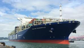 cma cgm lance le plus grand porte conteneurs au monde