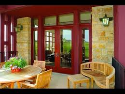 patio doors diy french patio doors outswing youtube