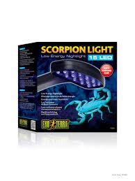 light heat uvb fixtures exo terra scorpion light