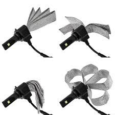 motorcycle led headlight conversion kit hb4 9006 led headlight