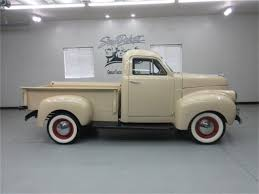 100 1947 Studebaker Truck Pickup For Sale ClassicCarscom CC979626