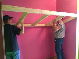 build a built in twin loft bed jays custom creations
