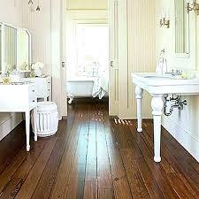 Laminate Wood Floor In Bathroom Floors Stunning Ideas