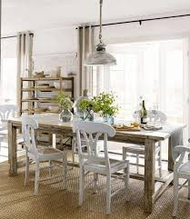 Rustic Dining Room Decorations by Country Dining Room Ideas Green Cotton Kitchen Napkins And Brown