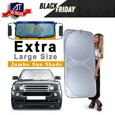100 Sun Shades For Trucks Foldable Jumbo Extra Large Shade Truck Van Car Windshield Visor