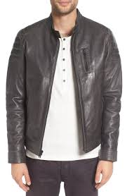 best leather jackets for men in 2017 top mens leather moto coats