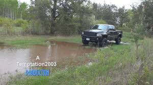 100 Truck Gone Wild Forum 5 Lifted Dodge Ram On 35s Throwing Some Mud YouTube
