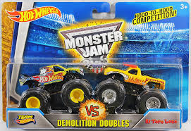 Hot Wheels Набор машинок-внедорожников 2 штуки 1:64 Demolition ... Team Hot Wheels Hotwheels 2016 Hot Wheels Monster Jam Team Hotwheels Mud Treads 164 Review 124 Free Shipping Ebay 2017 Firestorm World Finals Son Uva Digger And Take East Rutherford Buy Scale Truck With Stunt Ramp Image 2012 Mcdonalds Happy Meal Hw Yellow Hot Wheels Monster Team Firestorm 25 Years Super Fun Blog 2 Demolition 2015 Jam Truck Error Nu Amazoncom Rc Jump Toys Games