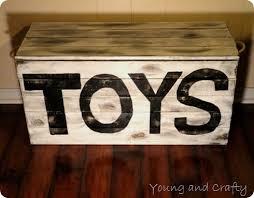 best 25 rustic toy boxes ideas on pinterest diy toy box pallet