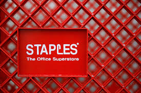 Why did a federal judge reject a Staples and fice Depot merger