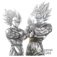 Pin De LRAR22 En Dragon Ball Z Vegeta Dibujo Dragon Ball