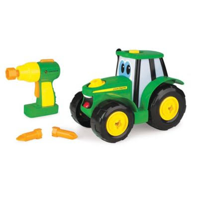 Tomy Build-A-Johnny Tractor Set