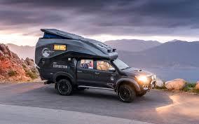 100 Custom Truck Camper Stefan Forsters Toyota Hilux Expedition V1 InsideHook