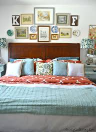 Bedroom Ideas Eclectic Cottage Home Decor Wall