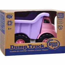 100 Pink Dump Truck Green Toys 2 Pack EBay