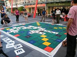 26 Life Size Versions Of Popular Board Games