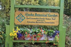 Gorgeous Alaska Botanical Garden Alaska Botanical Garden In