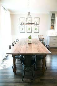 Farmhouse Dining Room Tables Modern Ideas Table Splendid Design Inspiration Antique