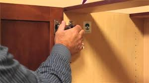 Mills Pride Cabinets Instructions by How To Remove Your Cabinet Doors In 60 Seconds Youtube