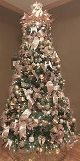 Majestic Christmas Gold Decorations Sweetlooking Https I Pinimg Tree Ideas