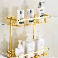 duschregal regal dusche badezimmer rechteckiges ecke ablage korb für badezimmer und küche eckregal dusche ohne bohren duschablage ecke selbstklebend
