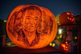 Roger Williams Pumpkin by Halloween 2014 Amazing Pumpkin Carvings Photos Abc News