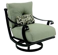 Telluride Cushion Lounge Swivel Rocker W One Kidney South Seas Spa ...