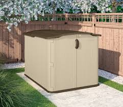 Suncast 7x7 Shed Accessories by Suncast Plastic Sheds For Sale Gardensite Co Uk