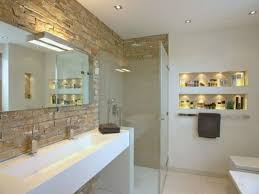 tendenzen bei der badbeleuchtung badezimmer beleuchtung