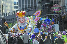 Baton Rouge Halloween Parade 2015 by Rex Duke U0027s Mardi Gras Parade Reviews News Gambit Weekly New