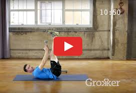 The 11-Minute Weighted Core Workout | Workouts | Weighted ...