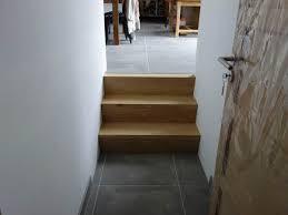 082 nos débuts en béton ciré notre premier escalier et quelques