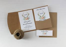 These Be My Guest Pocketfold Wedding Invitations Include