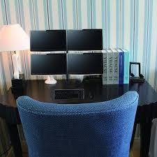 Vesa Desk Mount Arm by Quad Arm Lcd Led Monitor Stand Desk Mount Bracket Heavy Duty Fully