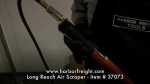 Air Powered Floor Scraper by 69236 42 U201d Long Reach Air Scraper On Vimeo