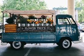 The Famous Amelias Flower Truck Sets Up Shop Here Often Too And You Cannot Miss Her
