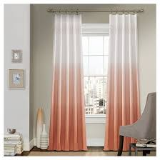 Target Pink Window Curtains by Vue Signature Arashi Ombre Embroidery Curtain Panel Target